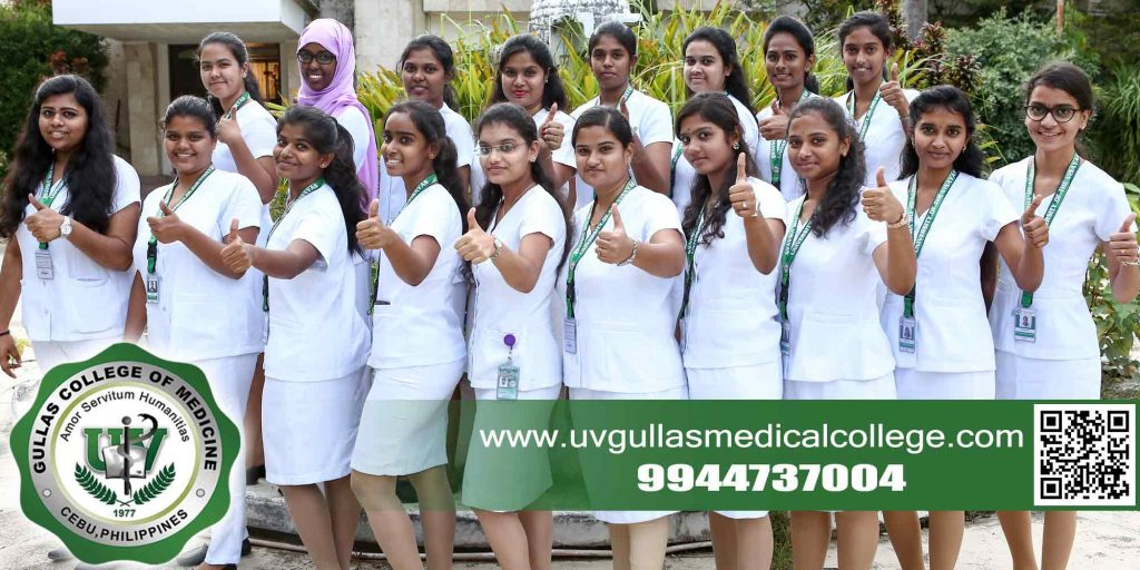 Check out UV Gullas College of Medicine admissions for international students